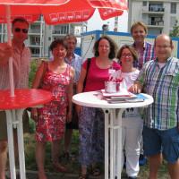 Gruppenfoto Bürgerverein