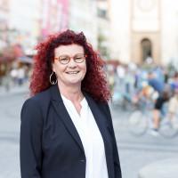 Oberbürgermeisterkandidatin Kerstin Westphal