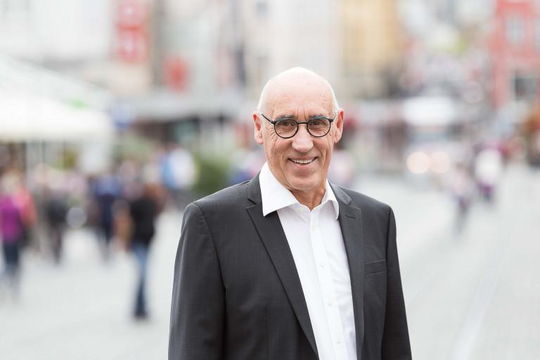 Eberhardt Wahlkampf