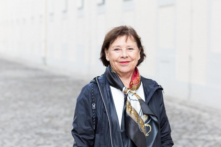 Magarete Vey Wahlkampf
